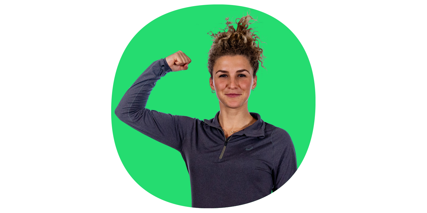 work-out Maria Verschoor