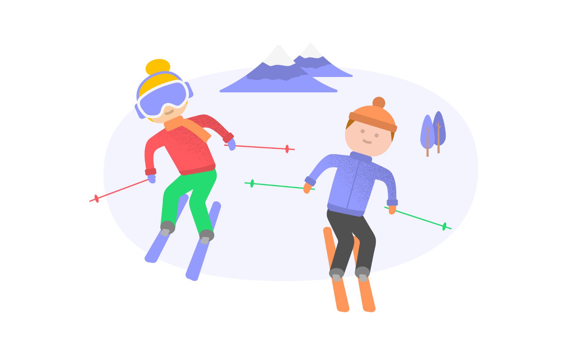 Uw wintersport verzekeren
